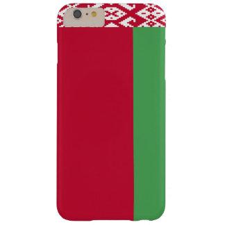 Capa de telefone bielorrussa da bandeira