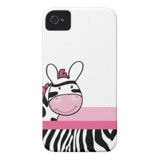 Capa de telefone bonito cor-de-rosa de Blackberry