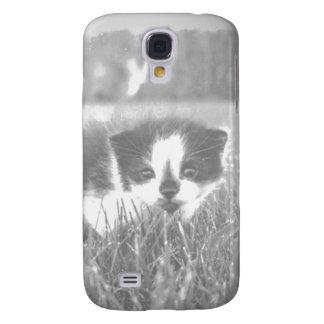 Capa de telefone bonito do gatinho capa samsung galaxy s4