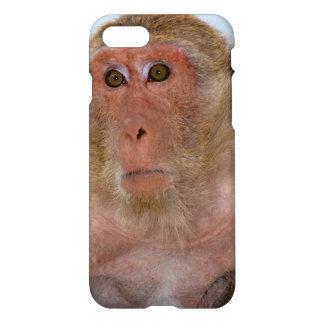 capa de telefone bonito do macaco