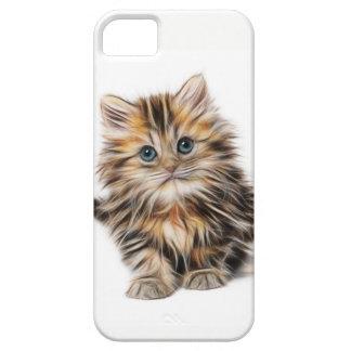 Capa de telefone bonito do móbil do gato