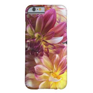 Capa de telefone colorida das flores