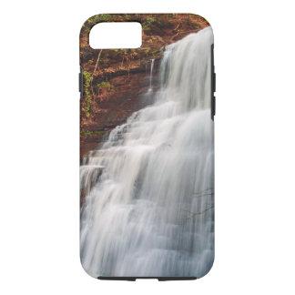 Capa de telefone com imagem da cachoeira