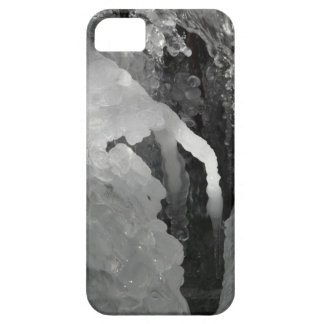 Capa de telefone congelada do móbil da cachoeira