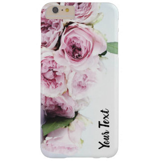 Capa de telefone cor-de-rosa das flores: