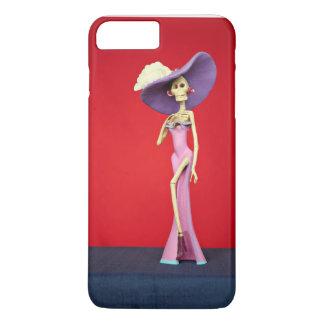 Capa de telefone cor-de-rosa de Catrina