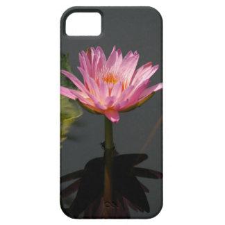 Capa de telefone cor-de-rosa de Waterlily