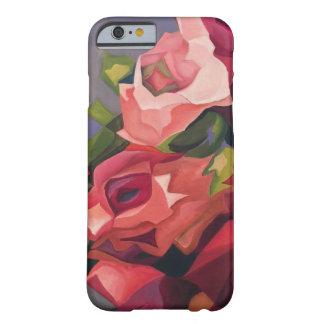 Capa de telefone cor-de-rosa do abstrato