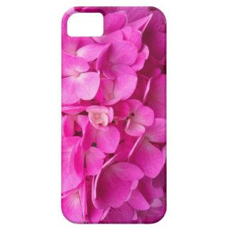 Capa de telefone cor-de-rosa do Hydrangea