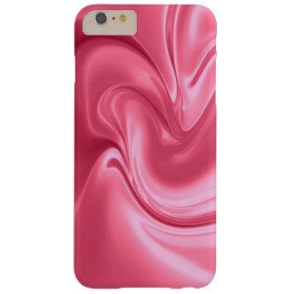Capa de telefone cor-de-rosa elegante do
