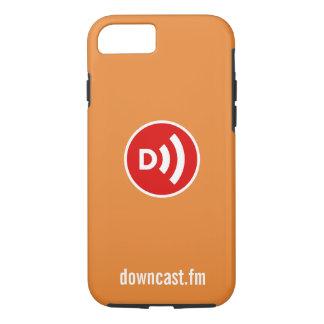 Capa de telefone customizável do logotipo da