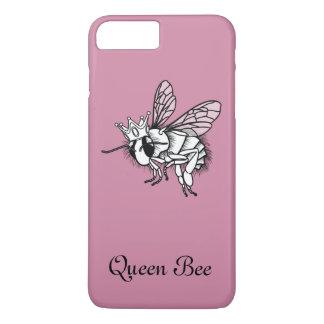 Capa de telefone da abelha de rainha por Sonja