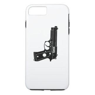 Capa de telefone da arma