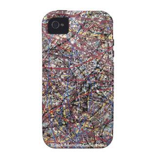 Capa de telefone da arte abstracta capinhas iPhone 4/4S