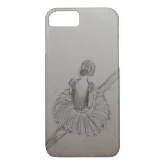 capa de telefone da bailarina