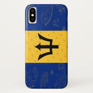 Capa de telefone da bandeira de Barbados
