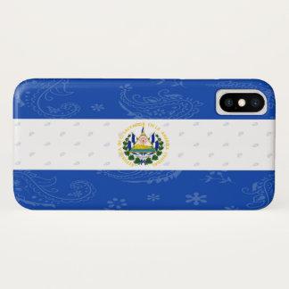 Capa de telefone da bandeira de El Salvador