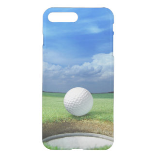 Capa de telefone da bola de golfe