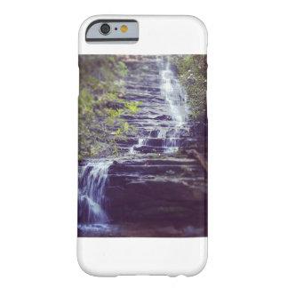 Capa de telefone da cachoeira