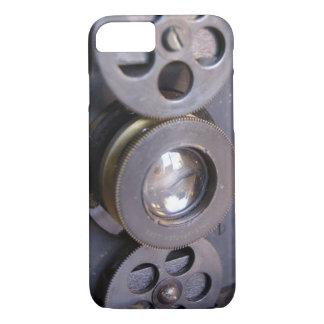 Capa de telefone da câmera de Steampunk