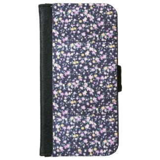 Capa de telefone da carteira de Iphone 6/6s dos