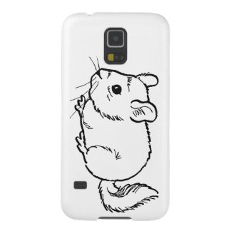 Capa de telefone da chinchila