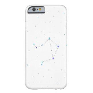 Capa de telefone da constelação do Libra
