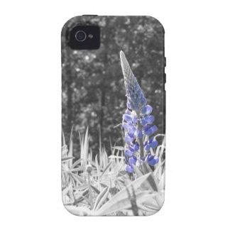Capa de telefone da flor selvagem capa para iPhone 4/4S