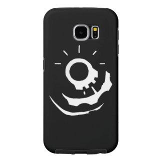 Capa de telefone da galáxia S6 da engrenagem de