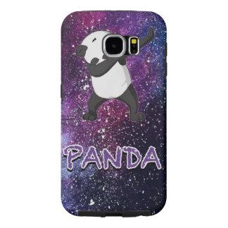 Capa de telefone da galáxia S6 de Samsung da panda