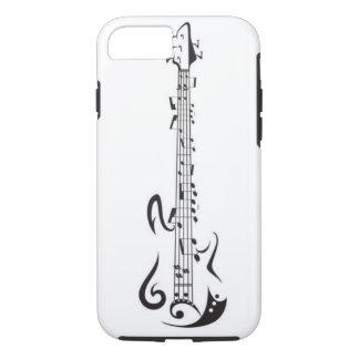 Capa de telefone da guitarra