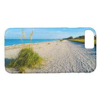 Capa de telefone da ilha de Captiva