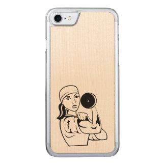 Capa de telefone da madeira de DoctorFlex