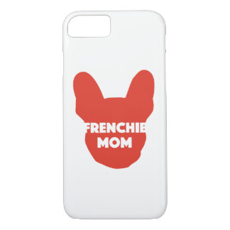 Capa de telefone da mamã de Frenchie