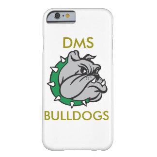 Capa de telefone da mascote do DMS