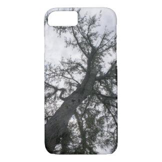 Capa de telefone da natureza da árvore de Havaí