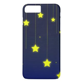 Capa de telefone da noite estrelado