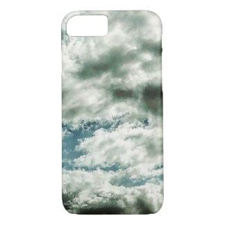 Capa de telefone da nuvem