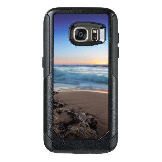 capa de telefone da praia