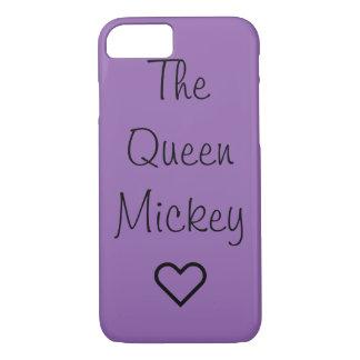 Capa de telefone da rainha Mickey