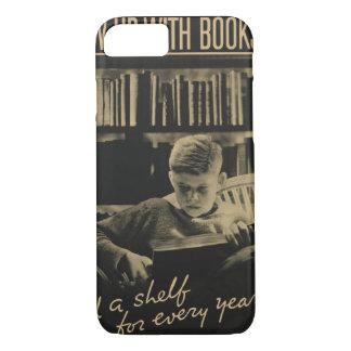 Capa de telefone da semana de livro de 1933