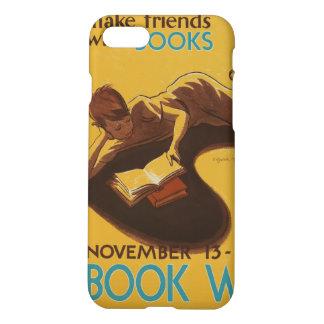 Capa de telefone da semana de livro de 1949