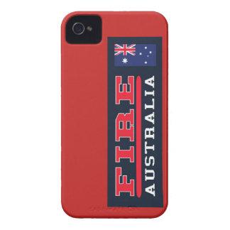 Capa de telefone de Austrália do sapador-bombeiro