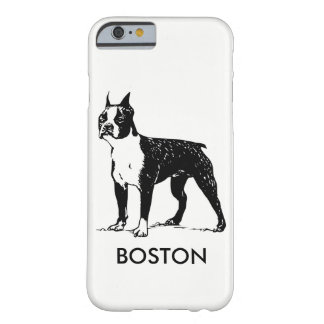 Capa de telefone de Boston Terrier