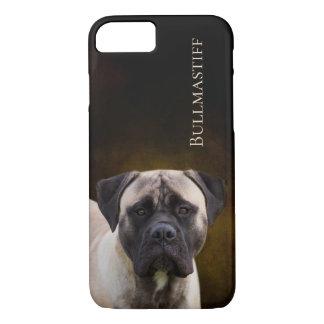 Capa de telefone de Bullmastiff