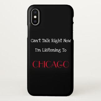 Capa de telefone de Chicago