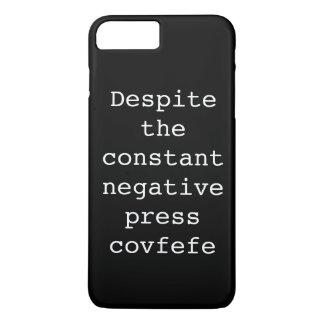 Capa de telefone de COVFEFE