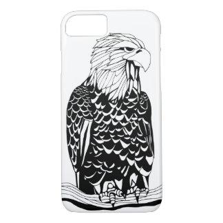 Capa de telefone de Eagle