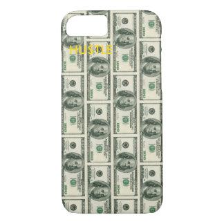 Capa de telefone de HU$TLE para o iPhone 7