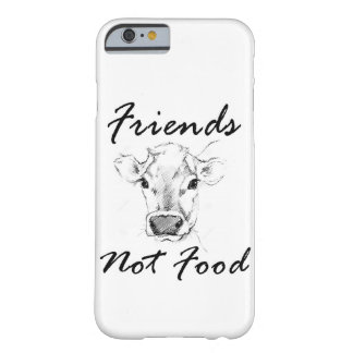 Capa de telefone de Iphone do Vegan da comida dos